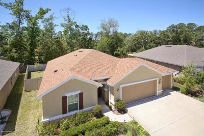 Jacksonville Single Family Home For Sale: 12410 Whitmore Oaks Dr