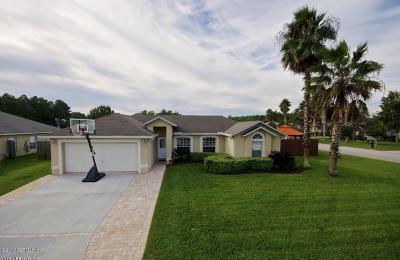 Jacksonville FL Single Family Home For Sale: $284,999