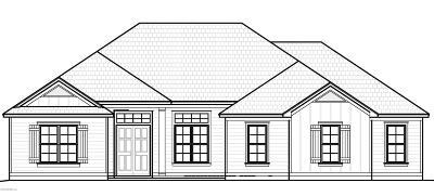 Jacksonville Single Family Home For Sale: 8707 Sanchez Rd