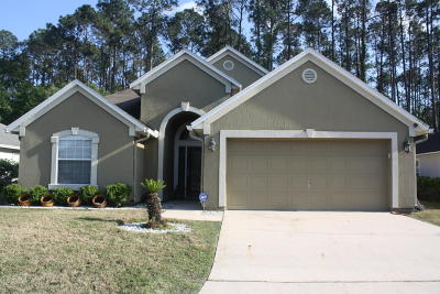 Jacksonville Single Family Home For Sale: 10180 Meadow Point Dr