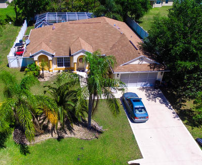 Flagler County Single Family Home For Sale: 3 Sea Flower Path
