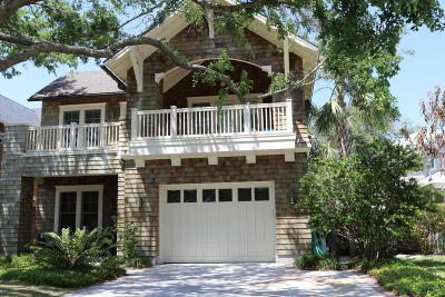 Atlantic Beach, Jacksonville Bc, Neptune Beach, Crescent Beach, Ponte Vedra Bch, St Augustine Bc Single Family Home For Sale: 355 11th St