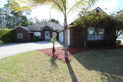 Jacksonville Single Family Home For Sale: 1509 Tralee Ct N