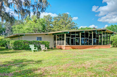 St Augustine Single Family Home For Sale: 1641 County Road 13 S