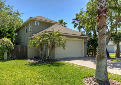 Jacksonville Beach Single Family Home For Sale: 3971 Palm Way