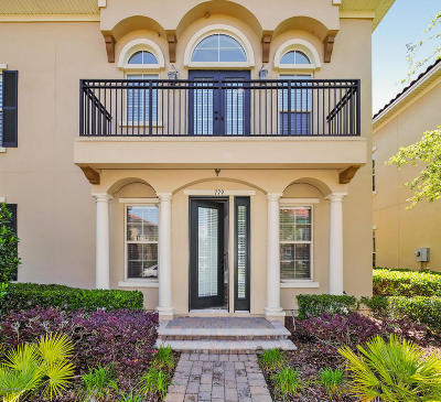 Jacksonville Townhouse For Sale: 779 Providence Island Ct