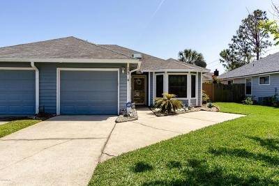Ponte Vedra Beach Single Family Home Contingent Take Backup: 117 Abaco Way