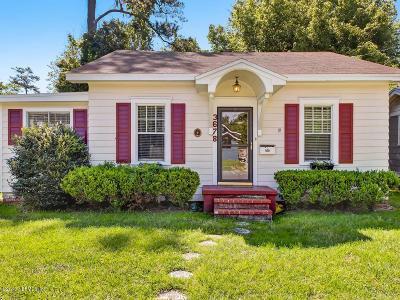 Single Family Home Contingent Take Backup: 3678 Herschel St