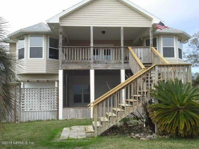 Jacksonville Single Family Home For Sale: 10148 Heckscher Dr