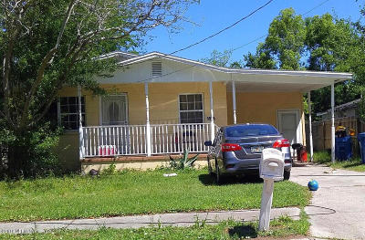 Duval County Single Family Home For Sale: 1975 Talladega Rd