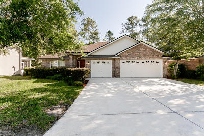Fleming Island Single Family Home For Sale: 1536 Majestic View Ln