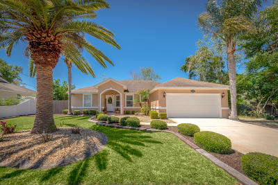 St Augustine Single Family Home For Sale: 124 Jasmine Rd