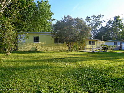 Single Family Home For Sale: 6962 Deauville Rd