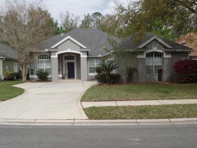 Jacksonville Single Family Home For Sale: 7845 Heather Lake Ct E