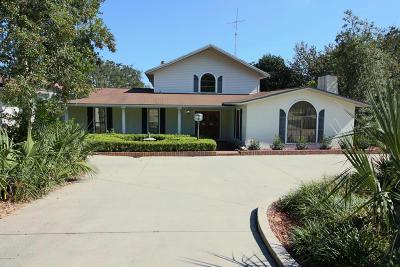 Starke Single Family Home For Sale: 7155 SE 2nd Pl