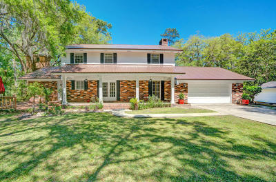 Yulee Single Family Home For Sale: 86600 Peeples Rd