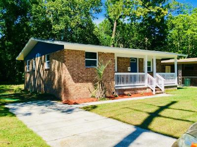 Jacksonville Single Family Home For Sale: 2697 W 25th St