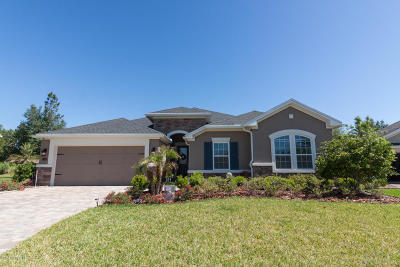 St. Johns County Single Family Home For Sale: 169 Willow Falls Trl