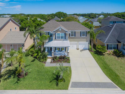 Sea Grove Single Family Home For Sale: 663 Sun Down Cir