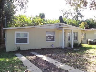 Jacksonville Single Family Home For Sale: 4560 Merrimac Ave