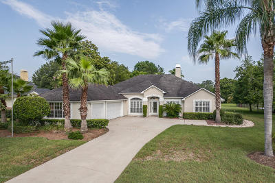 Green Cove Springs Single Family Home For Sale: 1624 Colonial Dr