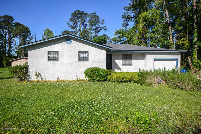 Jacksonville Single Family Home For Sale: 9130 9th Ave