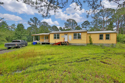 St Augustine Single Family Home For Sale: 1936 Tomahawk Rd