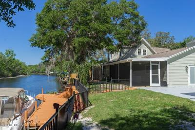 Middleburg Single Family Home For Sale: 3709 Main St