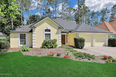 Fleming Island Single Family Home For Sale: 1916 Woodlake Dr