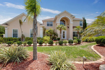 St. Johns County Single Family Home For Sale: 305 2nd St