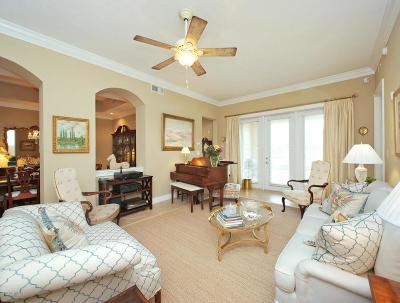 Jacksonville Condo For Sale: 4300 S Beach Pkwy #1210