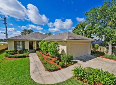 Ponte Vedra Beach Single Family Home For Sale: 486 A1a N