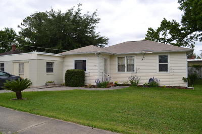 Jacksonville Single Family Home For Sale: 5327 Astral St