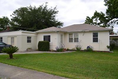Jacksonville FL Single Family Home For Sale: $99,999