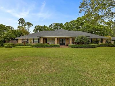 Jacksonville Single Family Home For Sale: 7691 Hunters Grove Rd