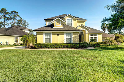 St Augustine Single Family Home For Sale: 1045 Oxford Dr