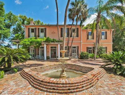 Jacksonville Single Family Home For Sale: 4615 Empire Ave