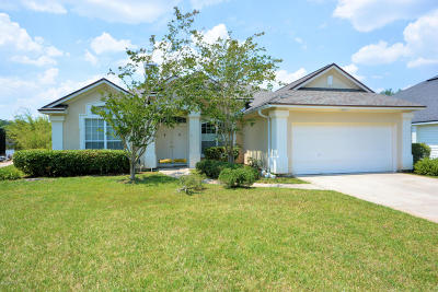 Orange Park Single Family Home For Sale: 1528 Walnut Creek Dr