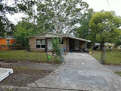Jacksonville Single Family Home For Sale: 4030 Leonard Cir E