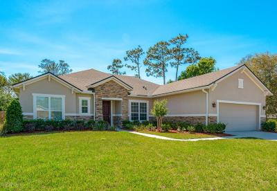 St Augustine Single Family Home For Sale: 492 Gianna Way