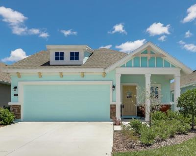 Ponte Vedra Single Family Home For Sale: 322 Park Lake Dr