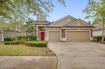 Bartram Springs Single Family Home For Sale: 14406 Millhopper Rd