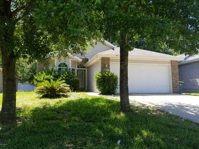 Jacksonville FL Single Family Home For Sale: $155,000