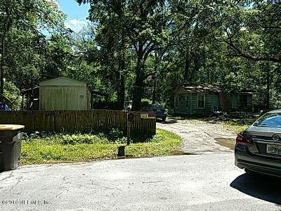 Jacksonville FL Single Family Home For Sale: $35,900