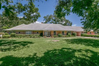 Duval County Single Family Home For Sale: 8165 Hollyridge Rd