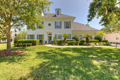 Ponte Vedra Beach Single Family Home For Sale: 304 Keelers Ct
