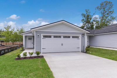 Jacksonville FL Single Family Home For Sale: $195,200