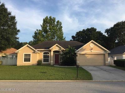 Jacksonville Single Family Home For Sale: 12184 Mantle Dr