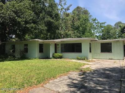 Jacksonville Single Family Home For Sale: 5415 Lori Dr S