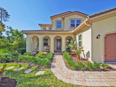 Single Family Home For Sale: 3089 Montilla Dr